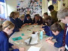 Battle Abbey Students - Fish Id Art Class