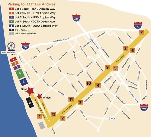 13.1 Marathon Los Angeles