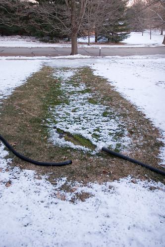 Snow-Free Swath