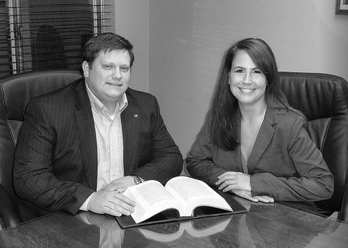 David Hiestand and Heather Klien
