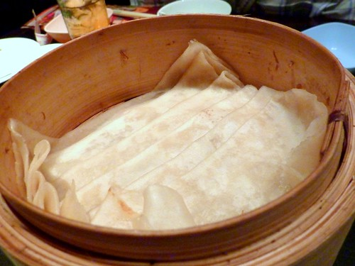 Flour Dough for the Peking Duck