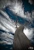 Contrapicada (Stromboly) Tags: travel viaje blue sky tree azul clouds mexico arbol cielo mx nube realdecatorce slp sanluispotosi contrapicada cirro bestcapturesaoi