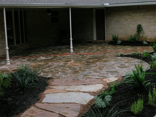 Patios Landscape design