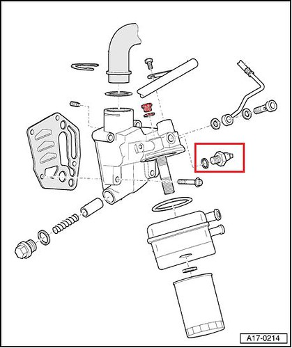 393352 1 8T Oil Pressure Sender Install Write Up on 2000 volkswagen jetta temperature sensor