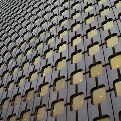 Repetitions (eriketta) Tags: paris window architecture finestra architettura ladéfense parigi geometria geometries motivi