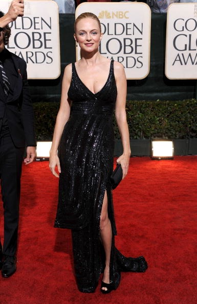 Golden Globes 2010 Heather Graham