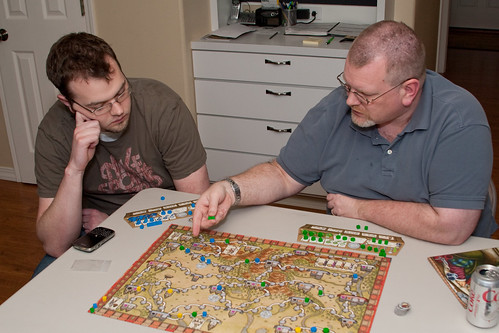 Hansa Teutonica with JD and Ken