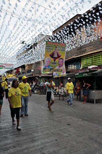 political rally filipino style by denAsuncioner, on Flickr