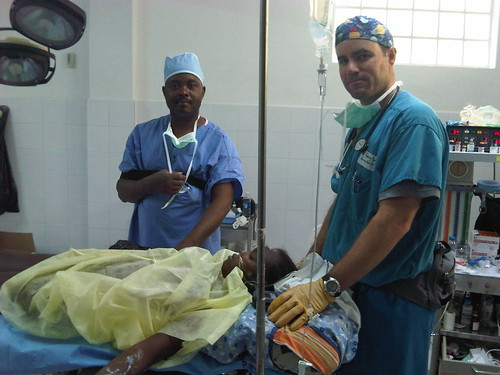 According to a UN assessment team, the CURE site has the best run operating rooms of all the hospitals in Port au Prince
