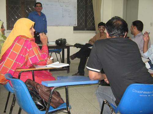 Rotary Community Centre - english language classes 01