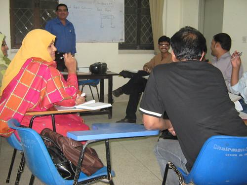 Rotary Community Centre - english language classes 01