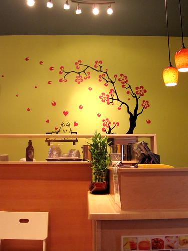 Blue Asia Cafe