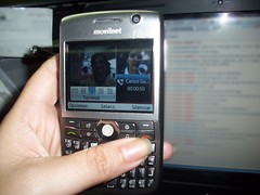 Videollamadas en el Huawei U9105