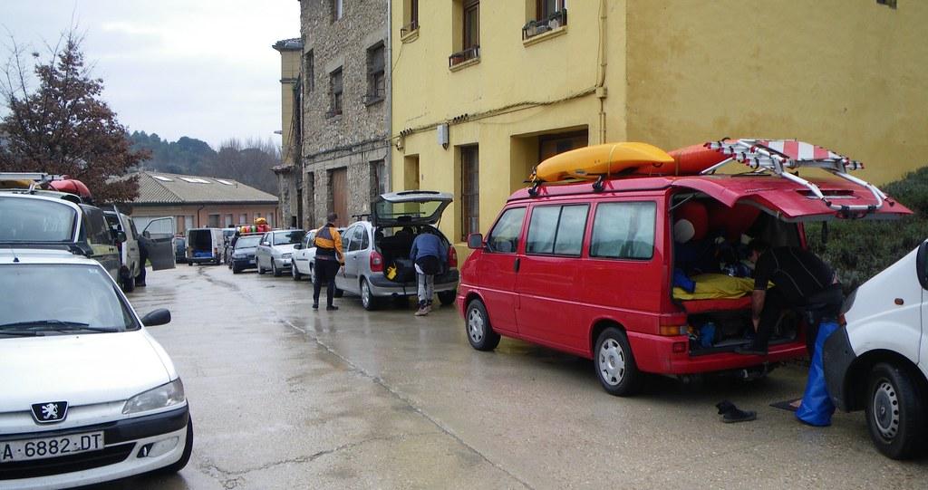 Descenso ríos Urederra y Ega 001