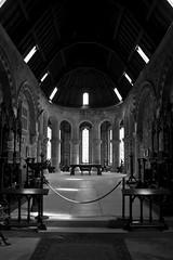 St Conan's Church, Scotland (Fly bye!) Tags: church window scotland worship arch cross faith religion praying pillar belief arches christian altar column christianity pew stconanschurch