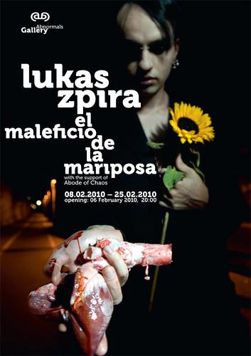 El maleficio de la mariposa par Lukas Zpira