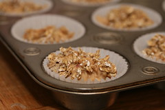 Apple Granola Muffins with Special K Granola