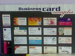 Name Card & business card printing