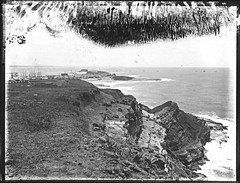 Newcastle coast line from Shepherds Hill looking north, Newcastle, NSW, [1891] (Cultural Collections, University of Newcastle) Tags: newcastle australia nsw newcastlebeach nobbys 1891 newcastleharbour thebogeyhole newcastlenswhistory ralphsnowball snowballcollection ralphsnowballcollection newcastlecoast newcastleharbournsw asgn0876b39 shepheardshill newcastleregionnswhistorypictorialworks photographynewsouthwalesnewcastle