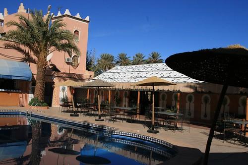 Hotel la Vallee - Hotel avec Piscine a Ouarzazate