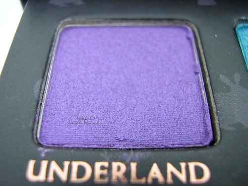 Urban Decay Alice In Wonderland Palette - Underland