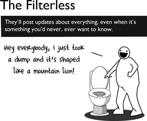 filterless