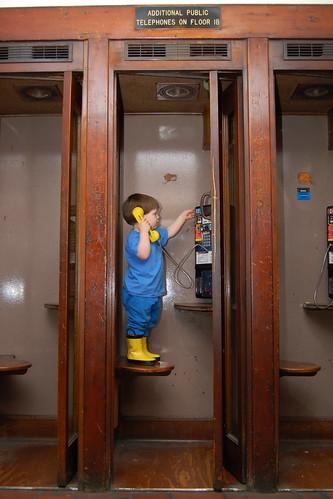 phonebooth fun
