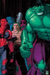 WORLD WAR HULKS # 1