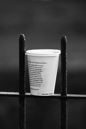 Lone Coffee Cup - PW6