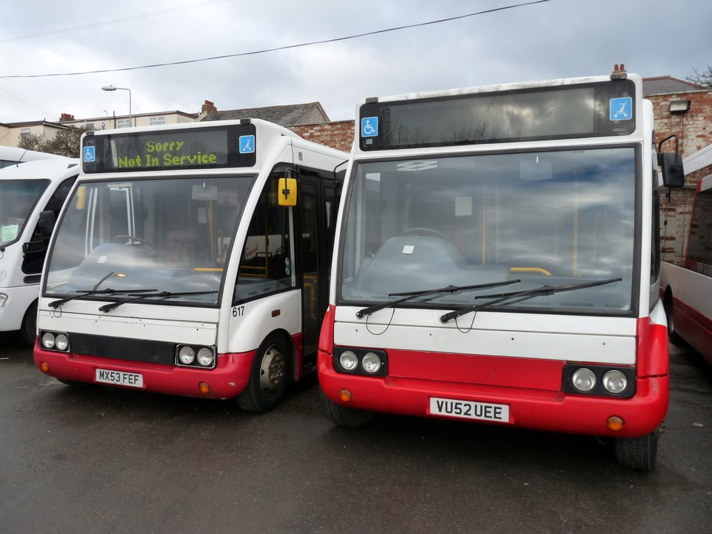 Plymouth Citybus Solos