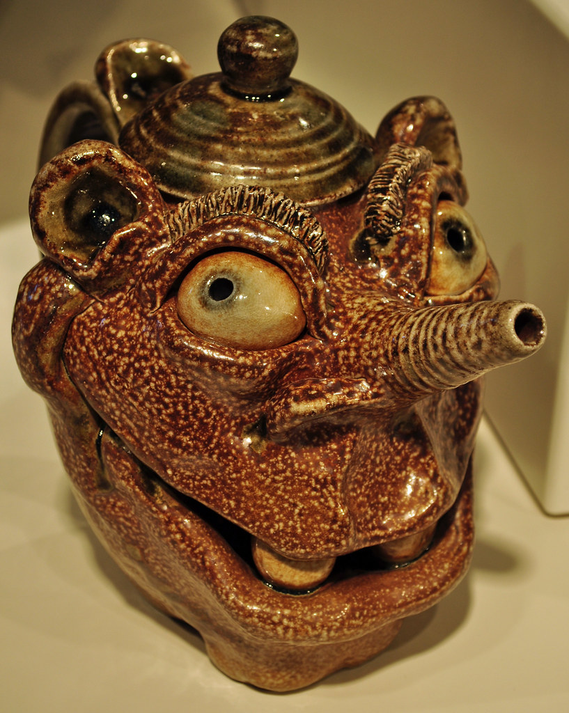 Teapot, Tom Phelps