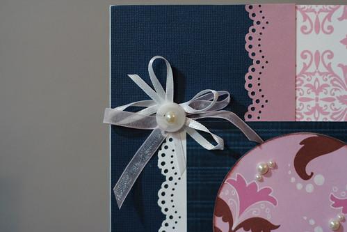 Blue-pink card20002
