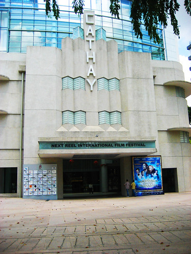 The Cathay Front