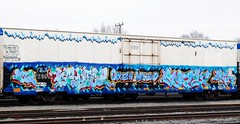 Keptoe, Sufer (208 Bench) Tags: ca art train graffiti mta around graff 2009 freight sufer sts cruzn keptoe