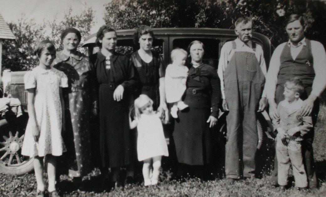 Burdeyny Family