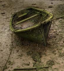 El pasar del tiempo (Escai (La_Negrasombra)) Tags: sepia barcos hdr playas yermass virgiliocompany