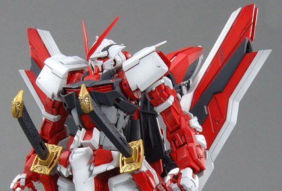 MG Red Frame Kai