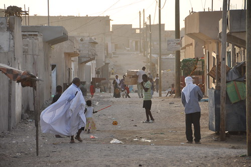 Down town Nouadibou