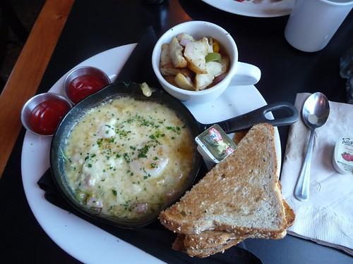 Breakfast at Hotel Congress
