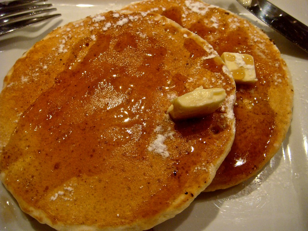 French American Pancakes by SimonDoggett, on Flickr