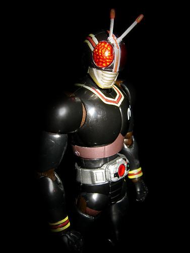 kamen rider black. S.H.Figuarts Kamen Rider Black