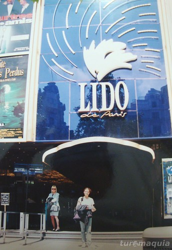 Lido, Champs-Elysees