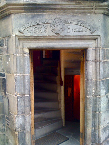 Writers Museum, Edinburgh
