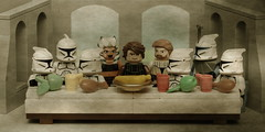 Day 188 (pasukaru76) Tags: starwars lego davinci alterego supper lastsupper leonardodavinci sigma105mm totw projectclone365