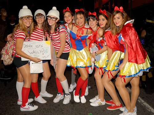 Wally's y Blanca Nieves