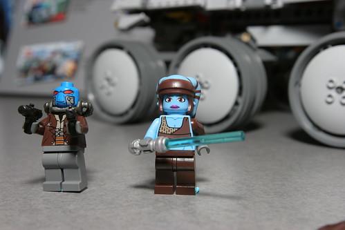 LEGO Toy Fair 2010 - Star Wars - 8098 Clone Turbo Tank - 20 by fbtb.