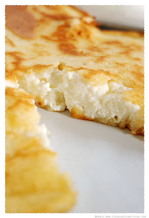 ricotta pancakes© by Haalo