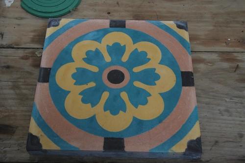 our custom tiles!