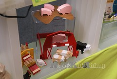 ImagiPlay wooden play sets