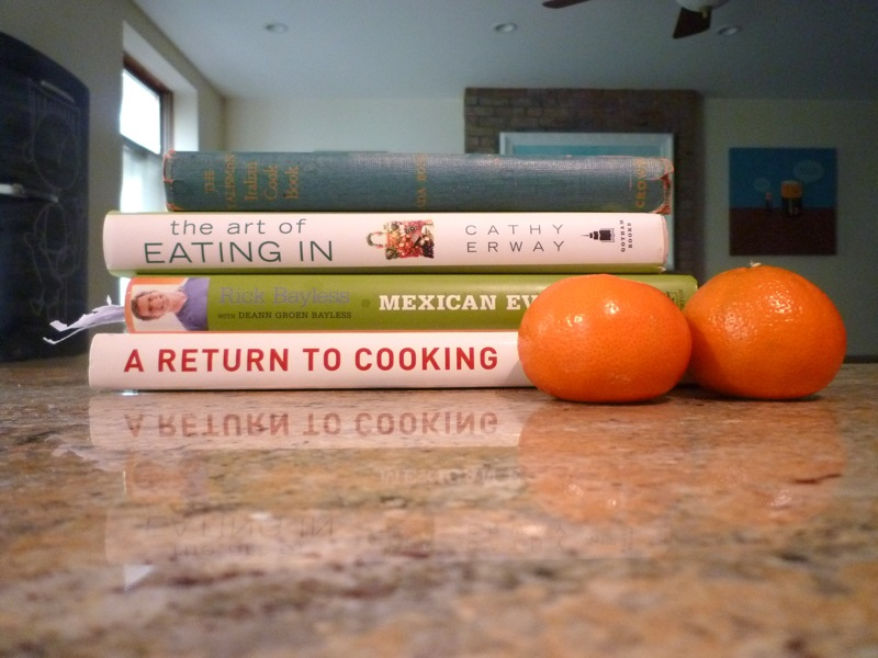 Gifted Cookbooks